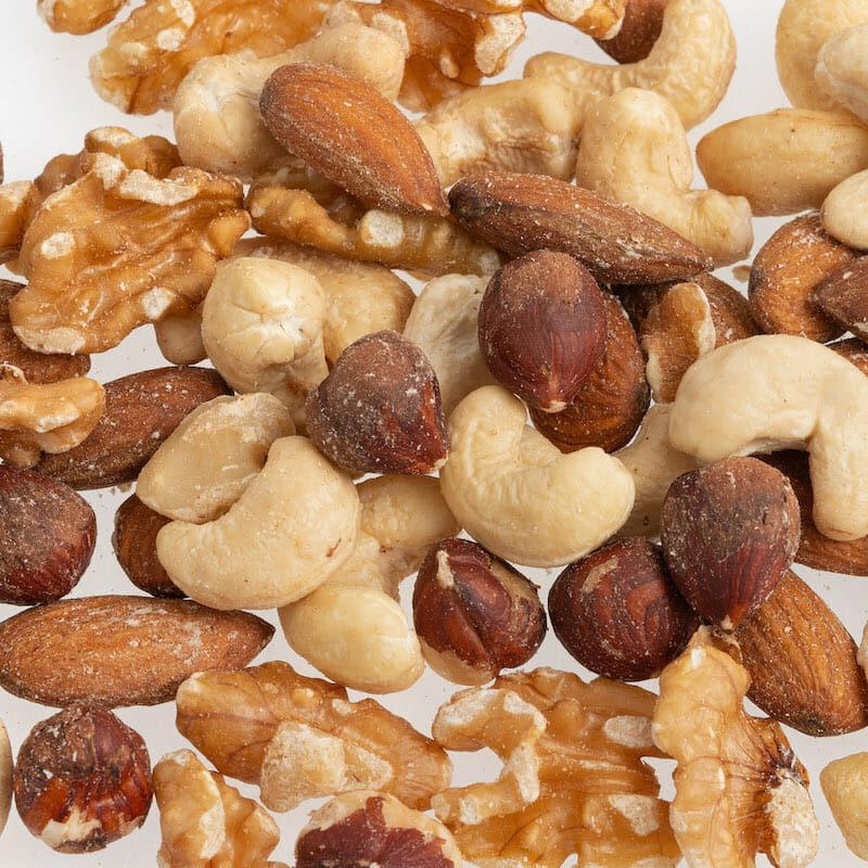 Snack to go - Nut mixture